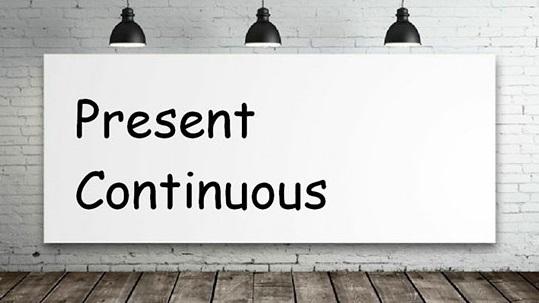 El Present Continuous En Inglés Para Principiantes Aprende
