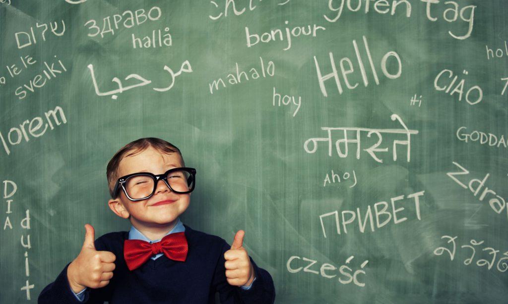 niños bilingües 1024x614 - ¿Cómo se consigue que un niño sea bilingüe?